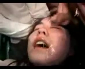 Hot Chinese college girl college girl  fucked on bus