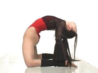 Christian Lee yoga poses