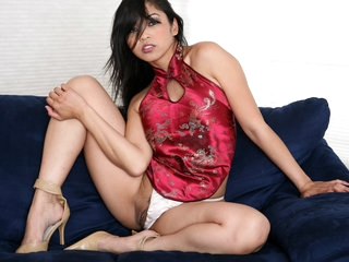 Mika Tan & Anthony Rosano in Asian 1 on 1