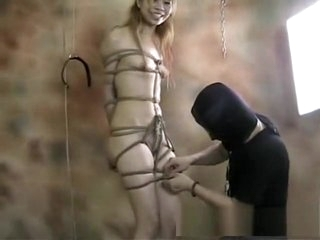 chinese naked bondage