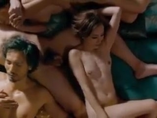 Chinese movie nude scenes rich couple and friends