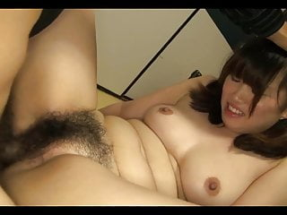 Not Happy Asian Girl Gets Creampie