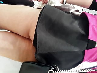 Upskirt China