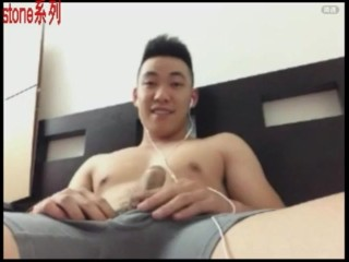 Chinese fit student Jerking off - Stone Collectionl 闢晁。」蟆丞踏
