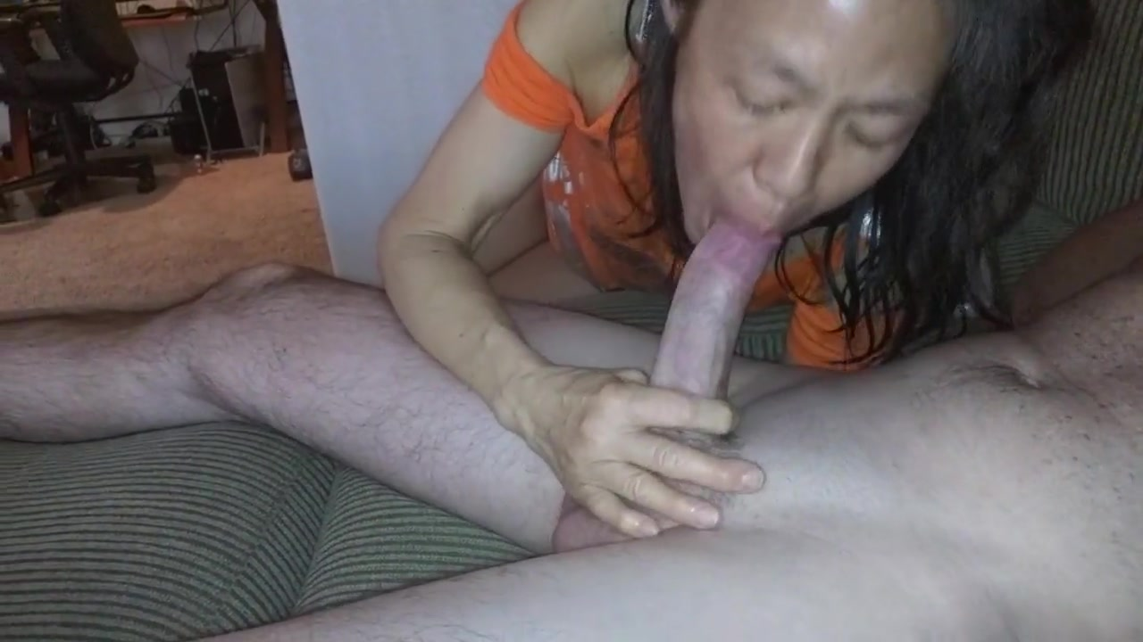Chinese wife shares with husband